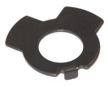 Plate lock
