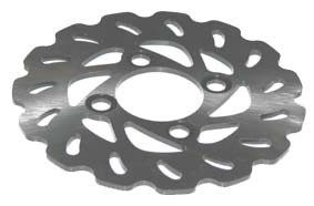 Front brake disc Yamaha 350