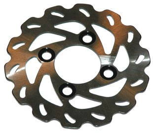 Front brake disc Yamaha Grizzl