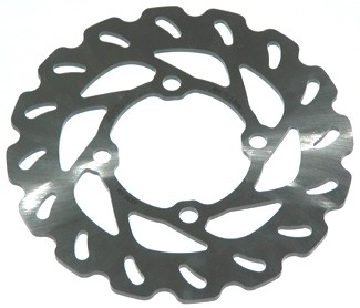 Rear brake disc Kawasaki KFX45