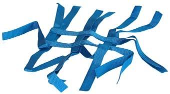 Net set Nerf Bar blue (203)