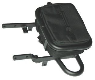 Luggage rack+grab Kymco KXR250