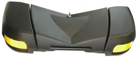 Front cargo-box black