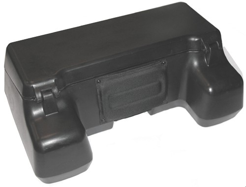Rear cargo box Square