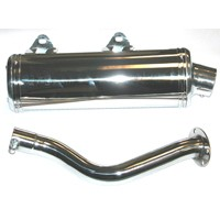 Exhaust system Yamaha YFZ450