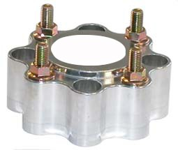Rear wheel spacer 4x136-45mm