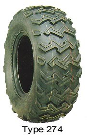 Atv tyre 25x12-10 HF-274