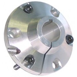 Rear hub round 35m/m