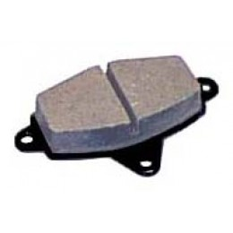 Brake pad set GRC