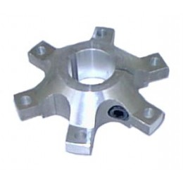 Sprocket/Brake disc carrier