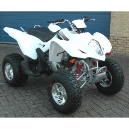 Loncin 300 Sport white