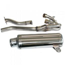Exhaust system SMC/Barossa 250