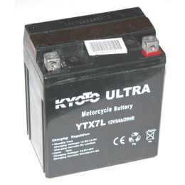 Battery YTX7A-BS/YTX7L-BS