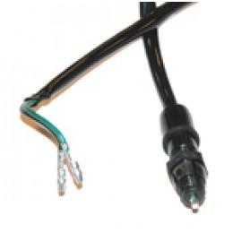Foot brake sensor cable