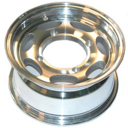Wheel rear aluminium