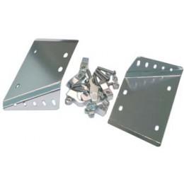 A-arm skid plates Kymco KXR250