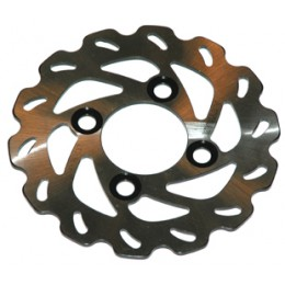Front brake disc Kawasaki