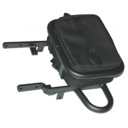 Luggage rack+grab Yamaha YFM35