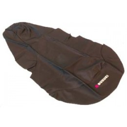 Seat cover carbon Polaris Pred