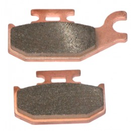 Brake pad set Bombardier DS650