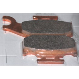 Brake pad set Yamaha Raptor700