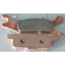 Brake pad set Yamaha Raptor250