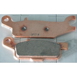 Brake pad set Yamaha Grizzly70