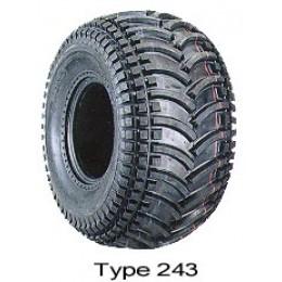 Atv tyre 25x10-12 HF-243