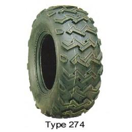 Atv tyre 24x8-12 HF-274