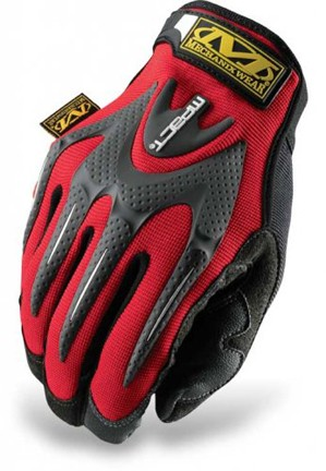 M-Pact Glove Red XL