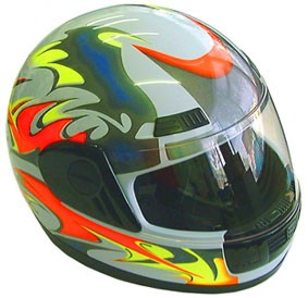 Helmet integral Nitro/Aerox XX