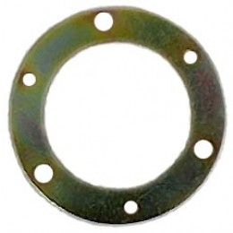 Metal retaining ring