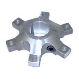 Sprocket/Brake disc carrier
