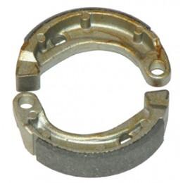 Front brake shoe set 50/90/100