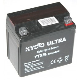 Battery CTX5L-BS / YTX5L-BS