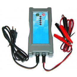 Battery charger 12V-1/4/6 Amp.