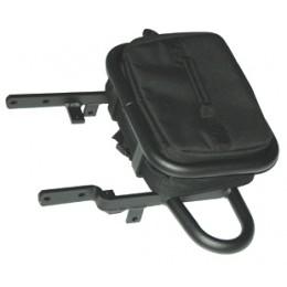 Luggage rack+grab Suzuki LTZ40