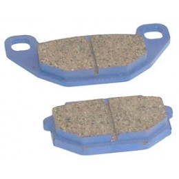 Brake pad set rear Kymco MXR15