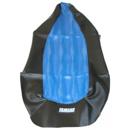 Seat cover blue Yamaha Raptor6