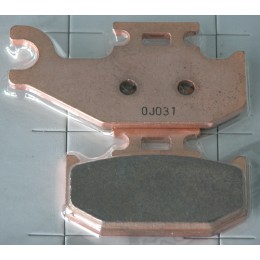 Brake pad set Suzuki KingQuad