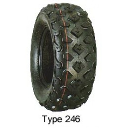 Atv tyre 20x7-8 HF-246