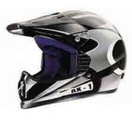 Helmet Axion AX1 M silver
