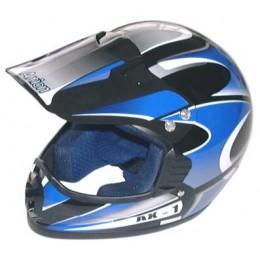 Helmet Axion AX1 M blue