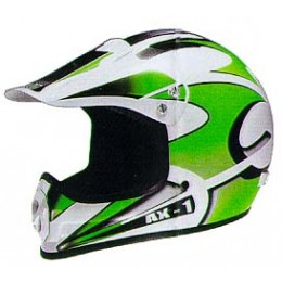 Helmet Axion AX1 XL green