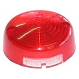 Tail light lens red Chopper