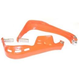 Atv hand guard set orange
